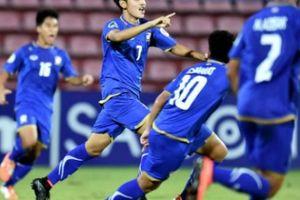U16 Thái Lan thể hiện sức mạnh 'hủy diệt' tại Nhật Bản