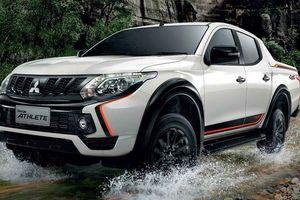 Mitsubishi Triton Athlete đặc biệt mạnh mẽ sắp đến tay người mua trong tháng 3