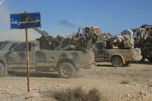 Quân đội Syria bắt lô vũ khí lớn chuyển tới chiến binh ở Đông Ghouta