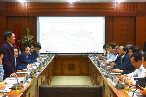 Tuyến cao tốc Tam Kỳ - Quảng Ngãi thi công chậm vì nhiều vướng mắc