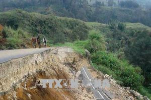 Papua New Guinea rung chuyển vì động đất 6,8 độ richter