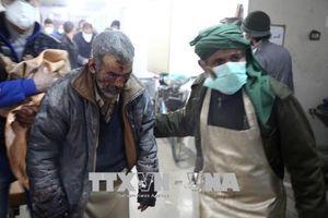Syria: Phiến quân tấn công hành lang nhân đạo mới tại Đông Ghouta
