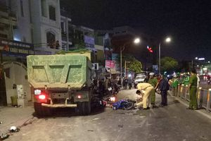 TP.HCM: Khởi tố tài xế xe ben gây tai nạn làm 6 người thương vong