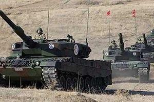 Thổ Nhĩ Kỳ ấn định thời điểm kết thúc chiến dịch quân sự ở Afrin