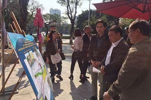 Nhiều ý kiến đồng thuận vị trí đặt ga điện ngầm C9 ở hồ Hoàn Kiếm