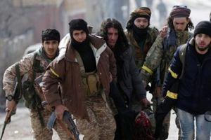 Bị quân đội Syria đánh cho rệu rã, khủng bố ở Đông Ghouta cầu cứu Thổ Nhĩ Kỳ