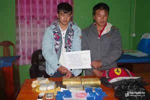 Chân dung 2 anh em điều hành đường dây ma túy xuyên quốc gia