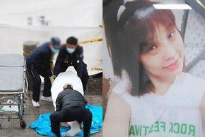 Bị dân mạng thách thức khi đang livestream, nữ MC 30 tuổi ôm chó cưng nhảy lầu tự tử