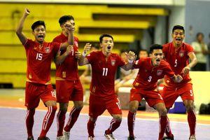 Futsal Myanmar sẽ phát triển mạnh?