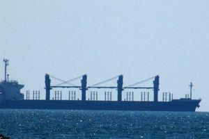 Cứu hộ thành công tàu chở hơn 7.000 tấn than mắc cạn ở biển Bình Thuận
