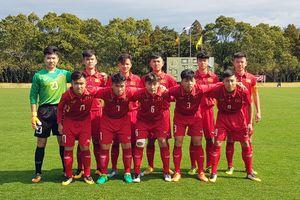 U16 Việt Nam thắng Lào trận ra quân tại Nhật Bản