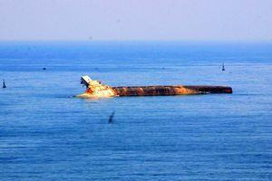 Còn 7 tàu gặp nạn ở biển Quy Nhơn chưa được trục vớt