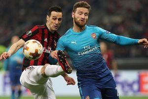 Chấm điểm AC Milan 0-2 Arsenal: Đánh sập pháo đài San Siro