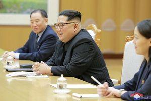 Ông Kim Jong-un ăn lẩu và uống rượu với các quan chức Hàn Quốc
