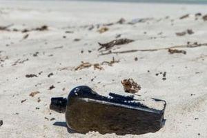 Úc: Nhặt 'rác' trên biển, không ngờ là vật cổ nhất thế giới