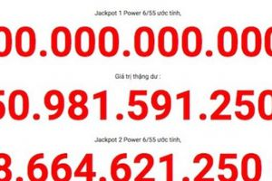 Vé trúng jackpot 64 tỉ của Vietlott 'nổ' ở đâu?