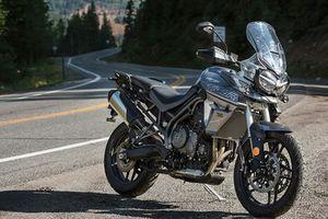 'Soi' bộ đôi môtô Triumph Tiger 800 giá từ 330 triệu đồng