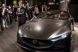 Mazda Vision Coupe - Concept đẹp nhất Geneva Motor Show 2018