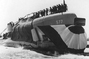 Hé lộ bên trong tàu ngầm tuyệt mật nhất Mỹ những năm 1960
