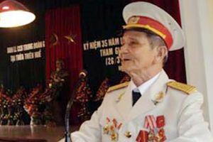 Người anh cả của Trung đoàn 6 Phú Xuân Anh hùng