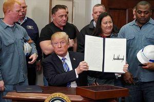 Mỹ áp thuế cao sản phẩm thép và nhôm: Dư luận quốc tế phản đối mạnh