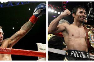 'Kẻ dưới cơ' Pacquiao quyết chiến với Mattysse vào tháng 6
