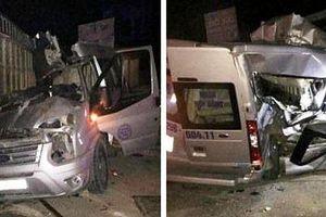 Sơn La: Xe du lịch gặp nạn lúc rạng sáng khiến 2 người tử vong