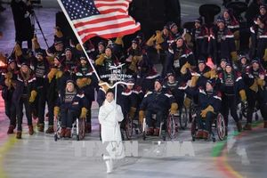 Đoàn VĐV Mỹ có ngày khởi đầu thuận lợi tại Paralympic