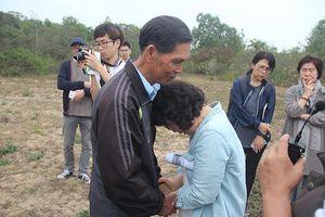 Người Hàn Quốc xin lỗi nhân chứng vụ thảm sát Sơn Viên