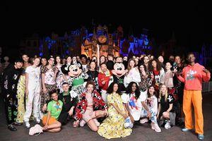 Kenzo tổ chức show diễn như bước vào thế giới cổ tích Disney