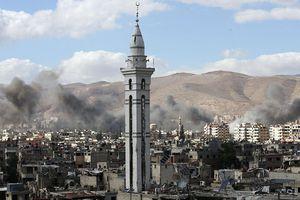 Chiến sự Syria: Các lực lực lượng đối lập tại Đông Ghouta đang đàm phán với chính phủ Syria