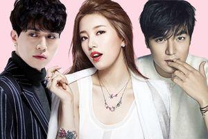 Đọ sự nghiệp hai bạn trai Lee Min Ho - Lee Dong Wook của 'tình đầu quốc dân' Suzy