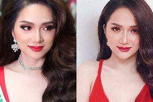 Hình ảnh đẹp nhất của Hương Giang tại Hoa hậu Chuyển giới Quốc tế