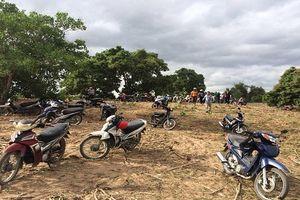 Gia Lai: Hàng trăm người truy tìm 3 em học sinh đi tắm sông, nghi mất tích