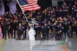 Paralympic PyeongChang 2018: Đoàn vận động viên Mỹ có ngày khởi đầu thuận lợi