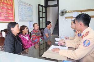 Bắt hàng chục vụ khai thác trái phép cát ở sông Hương