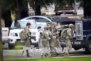 Mỹ: 4 người thiệt mạng trong vụ bắt cóc con tin tại California