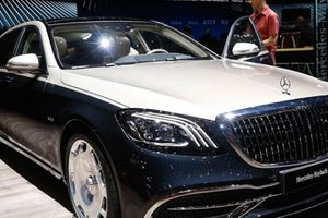 Bộ phụ kiện dành riêng cho Mercedes-Maybach S650