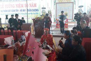 Tưởng niệm vụ thảm sát khiến 135 người dân chết ở Quảng Nam