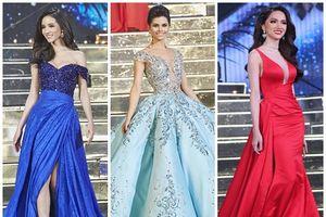 Chiêm ngưỡng top 10 trang phục dạ hội xuất sắc nhất chung kết Hoa hậu Chuyển giới Quốc tế 2018