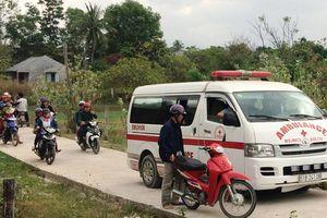 Giăng lưới tìm thi thể 3 học sinh bị mất tích khi tắm sông ở Gia Lai