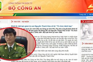 Bắt tạm giam ông Nguyễn Thanh Hóa: Bộ Công an thông tin mới nhất