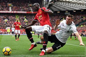 MU 2-1 Liverpool: Rashford tỏa sáng, 'quỷ đỏ' độc chiếm ngôi nhì bảng