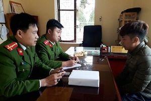 Thanh Hóa: Bắt giữ đối tượng đột nhập phòng cưới trộm cắp tài sản