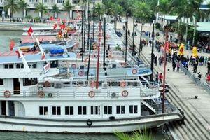 Quảng Ninh kiên quyết xử lý tàu du lịch vi phạm