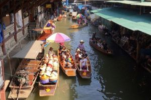 Thái Lan: Những trải nghiệm mua sắm thú vị tại Bangkok