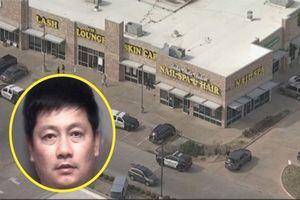 Bắt người gốc Việt giết bạn gái cũ, phóng hỏa và tính đốt cả tiệm nail ở Mỹ