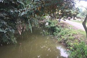 Hải Phòng: Hai học sinh chết đuối thương tâm dưới mương nước