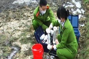 Điện Biên: Nâng cao hiệu quả công tác đấu tranh phòng, chống tội phạm môi trường