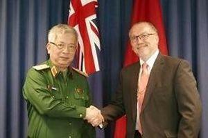 Chặng đường 20 năm hợp tác quốc phòng Việt Nam – Australia